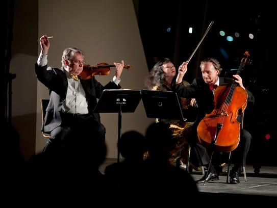 Wu Han-Setzer-Finckel Trio.