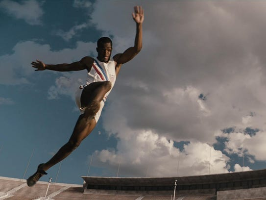 "Stephan James stars as Jesse Owens in ""Race."""