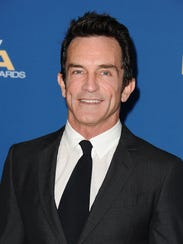 """Survivor"" host Jeff Probst is back for the show's"
