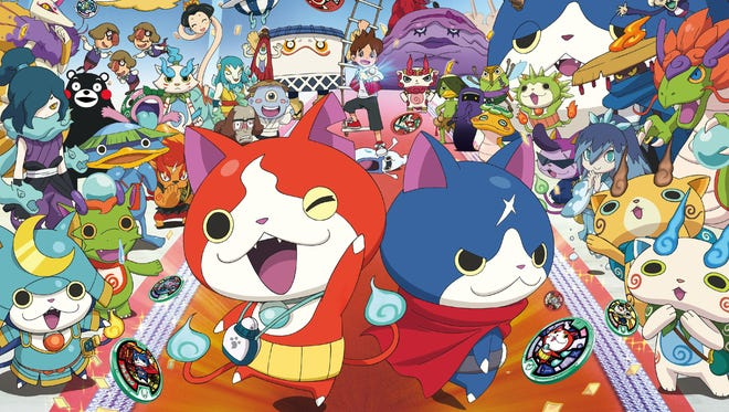 LEVEL-5 and its partners are making a big push for Japanese import Yo-Kai Watch in the U.S.