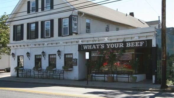 What's Your Beef, a Rumson steakhouse that has been open since 1969. is under new ownership.