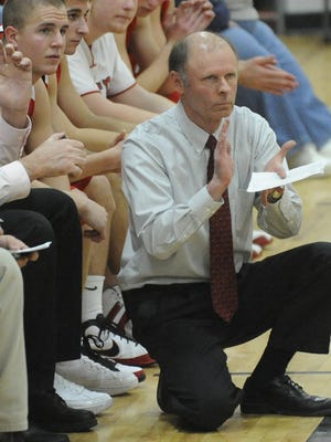 Former Valders' boys basketball coach Ron Nesper was a backup guard on Manitowoc Lincoln's 1968 state championship team.