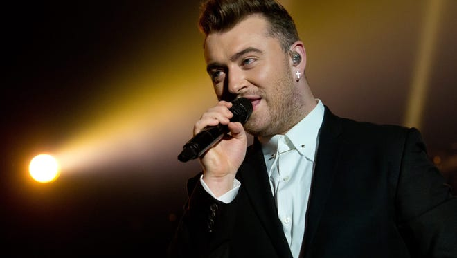 Sam Smith on March 4, 2015.