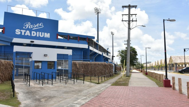 Paseo Stadium is shown in this file photo.