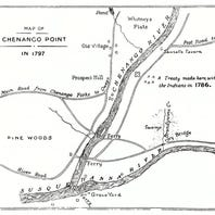How Binghamton's roads came to be, in the early 19th century