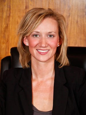 Jamie Letzring has been named deputy city manager for West Des Moines.