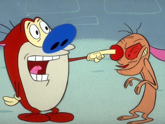 Ren & Stimpy creator Bob Camp will appear at SW-Florida