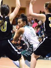 Greeneville High School's Sydni Lollar ranks sixth
