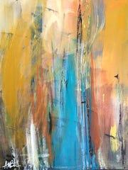 Acrylic by Bob AuBuchon