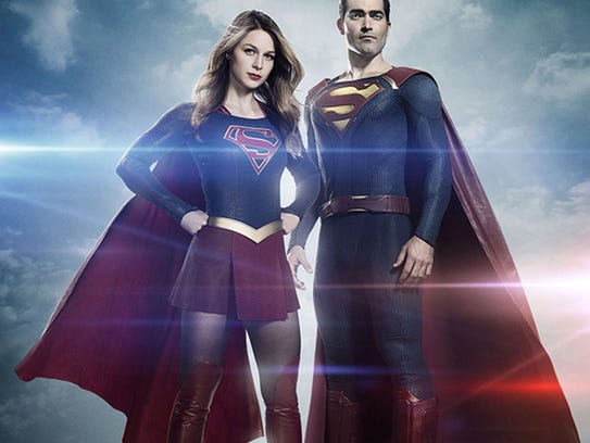 Supergirl (Melissa Benoist) will finally be joined