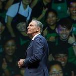 Schultz to step down as Starbucks CEO