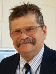 Jeff Davis, superintendent of the Greenfield school