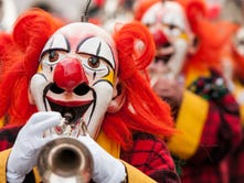 Clowns banned from Hanover Halloween parade