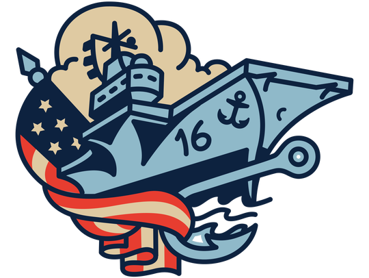 One of the Corpus Christi Hooks Blue Ghosts-themed