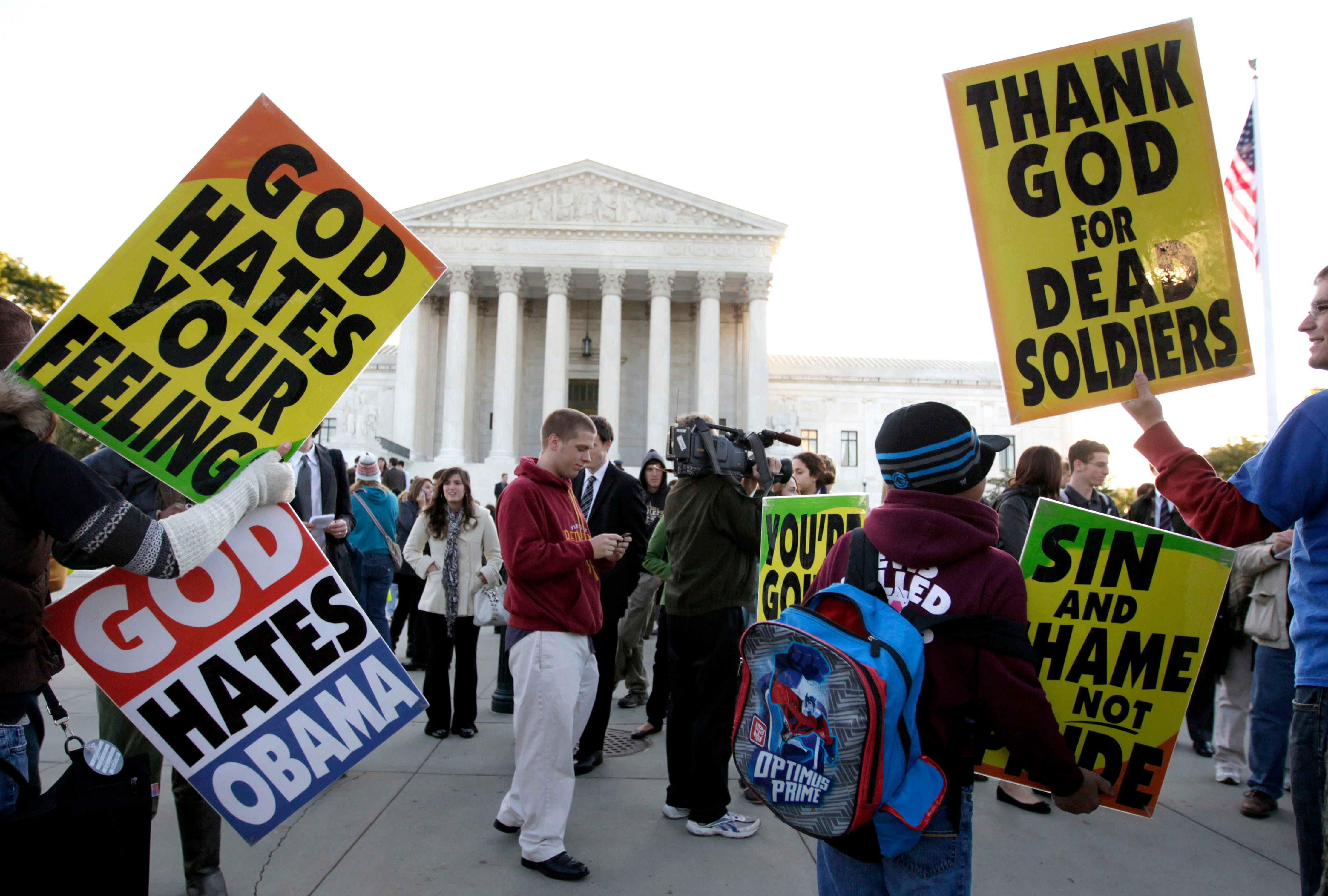 Westboro baptist church dating site