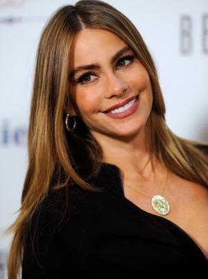 Sofia Vergara on Dec. 5 in L.A.