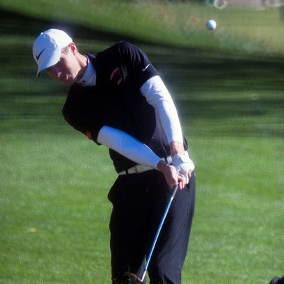 Central York golfer earns second straight player of year nod