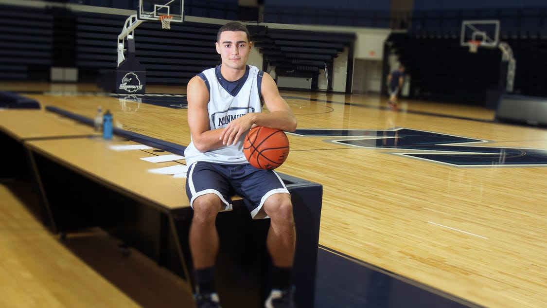 An unlikely leader emerges at Monmouth in Max DiLeo