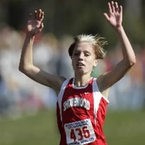Shorewood's Claire Maduza inducted into cross country hall of fame