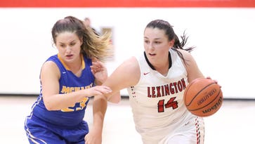 Kaitlyn Kelley back in Lexington basketball starting lineup after shoulder surgery