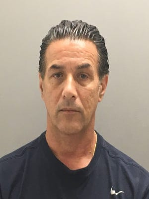Giuseppe Caira, a 52-year-old home contractor from Mullica Hill, was charged with theft in Burlington County.
