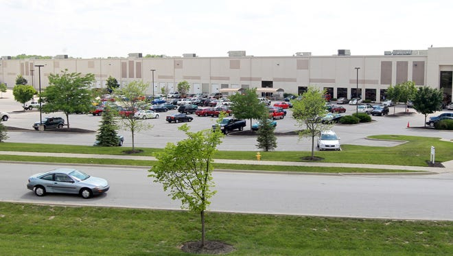 eBay is expanding its operations in Northern Kentucky with a new facility on Transport Drive in Boone County. This is their facility on Logistics Blvd.