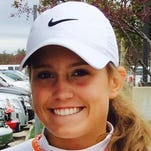 Canton's Nicole Dawson made a big impact as a freshman golfer in 2015; she looks to stay on roll this season.
