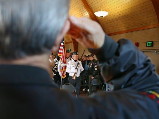 Valentino Gatto, Vietnam Veterans of America Chapter