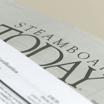 Small Town Stories: The Steamboat Blotter