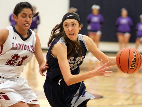 Silver High's Katelynn Limardo is among more than 900 boys and girls high school seniors from across the country nominated to take part in the 2020 McDonald's All American Games.