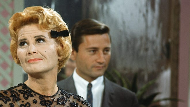 Actress Rose Marie, seen here 1966 on 'The Dean Martin Show.'