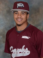 Jessey Valdez, UMES baseball player