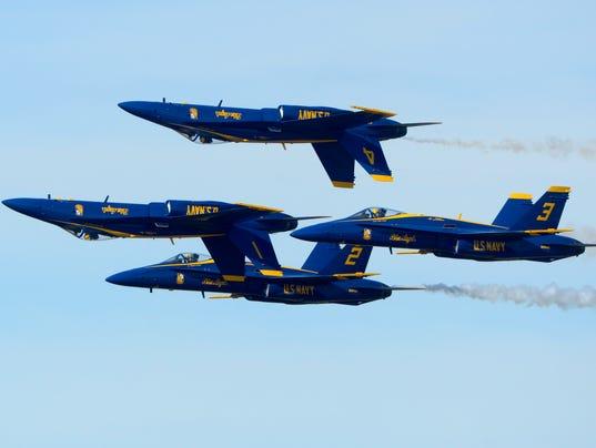Blue Angels Saturday 8