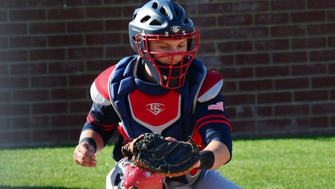 Catcher Drew Bene has made an outstanding impression in his first season with the Shippensburg University bsaeball team. In 10 games, he's batting .385 with 15 RBIs.