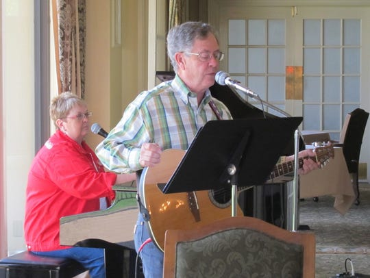 Susan and Kenny Mayo and Post Oak will perform June