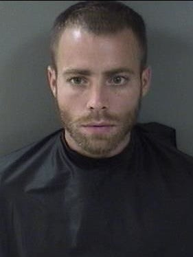 Jason Clinton Jascot, 31, was arrested Nov. 9 in Indian River County.