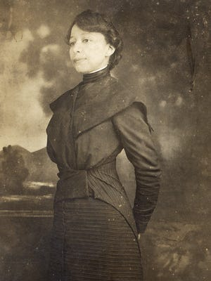 Daisy Thomas is the daughter of George Barker, who was the first African-American to purchase a lot and to build a housein Mansfield.