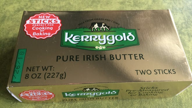 A lawsuit was filed this week over a Wisconsin law that bars the sale of Kerrygold butter and other brands that haven't been graded by the state or federal government.