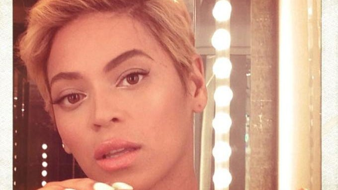 """Beyonce now: Her colorist, Rita Hazan, told USA TODAY Mrs. Carter was having """"a moment."""" Ellen DeGeneres joked that she and the singer were now twinsies. Katie Couric bowed down to Beyonce's ability to pull off the tricky tresses: """"I've tried ... and failed!"""" Measure of metamorphosis: 4"""