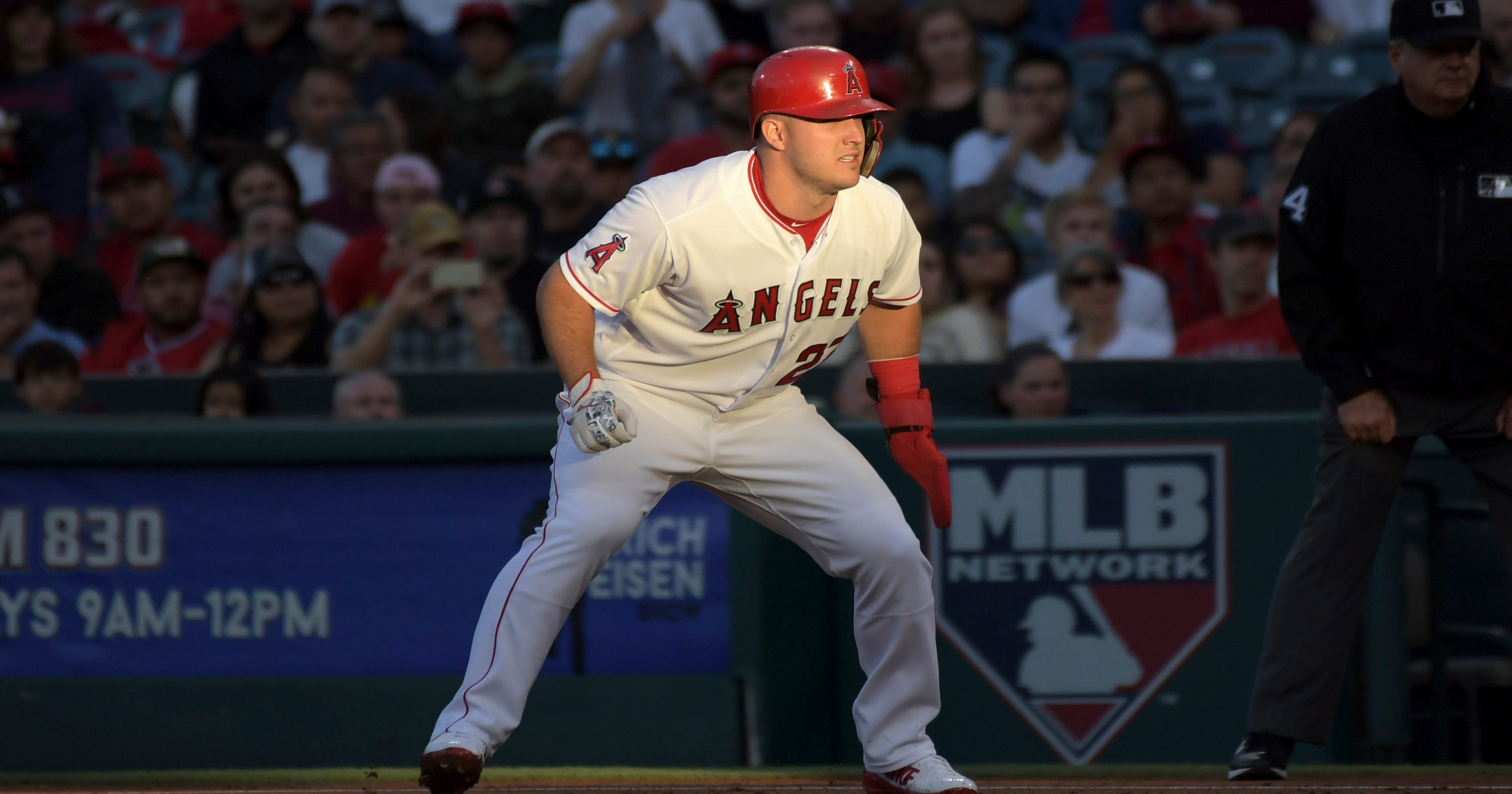 Mike Trout: Bound for a third MVP season as Angels fade in standings