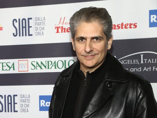 Sopranos actors Michael Imperioli (pictured), Steve Schirripa and Vincent Pastore are bringing Comedy and Conversation with The Sopranos to Kodak Center at 8 p.m. Saturday, Nov. 2.