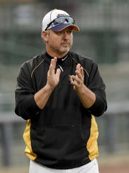 Hattiesburg baseball coach Joe Hartfield has the Tigers back in the 5A state championship for the second time in three years.
