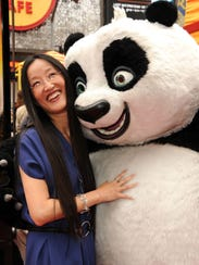 Jennifer Yuh Nelson's 'Kung Fu Panda 2' made $165 million