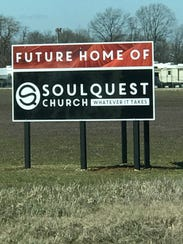 The new SoulQuest Church location will be located on
