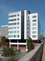 The Tennessean Hotel.