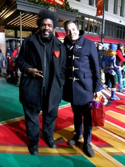 Questlove tells USA TODAY Jimmy Fallon was there for