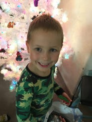 Jayden McCuistion was killed in a traffic collision