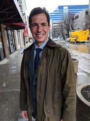 Justin Mortara wants to use his good fortune to help