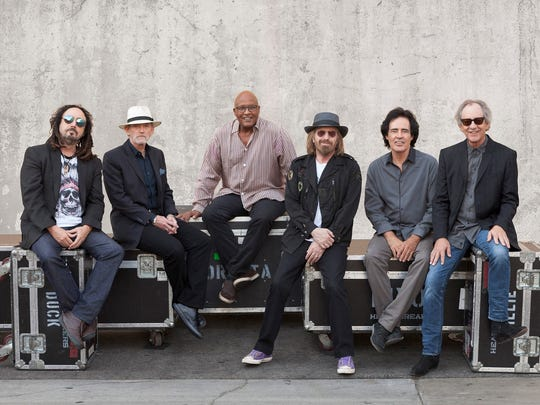 Tom Petty & the Heartbreakers will perform May 13 at Klipsch Music Center.