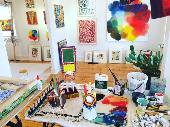 The Ross Sheehan Studio in Vergennes holds its grand opening this weekend.